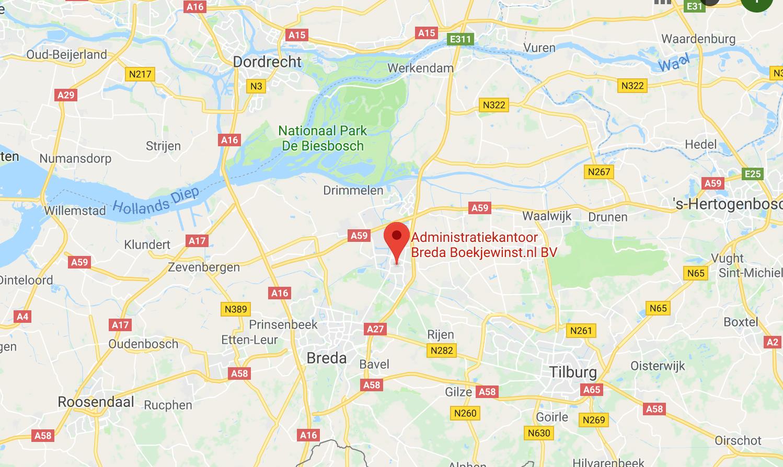 Administratiekantoor in Utrecht